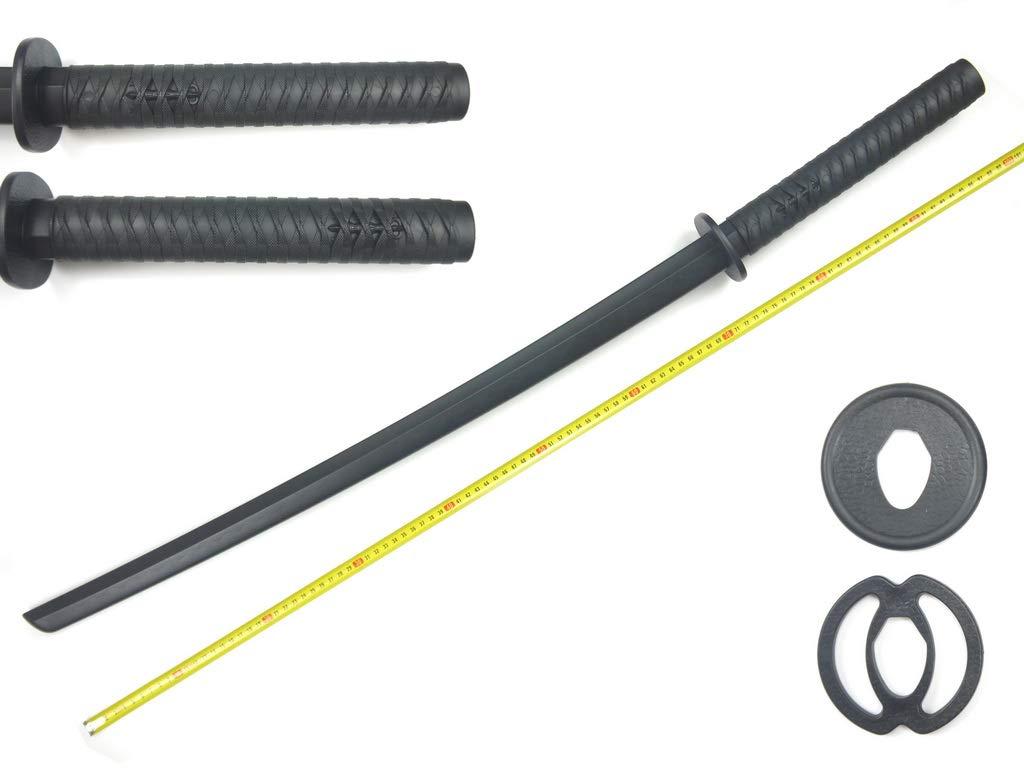 S-TEC Polypropylene Samurai Training Sword with Interchangable Tsuba (39'' Katana) by S-TEC