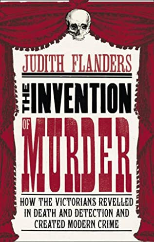 book cover of The Invention of Murder