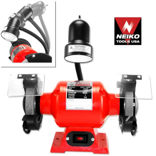 Neiko 10210A Professional Grinder Flexible