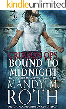 Bound to Midnight: An Immortal Ops World Novel (Crimson Ops Book 3)