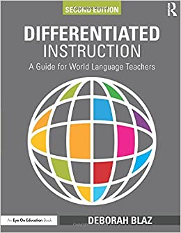 amazon differentiated instruction a guide for world language
