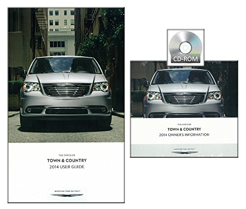 2014 chrysler town country user guide plus owners manual dvd operator book software. Black Bedroom Furniture Sets. Home Design Ideas