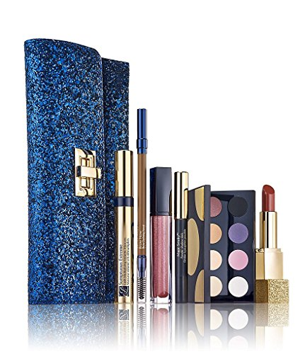 Estee Lauder All Out Glamour 2017 Gift Set 6 Full Size Masca