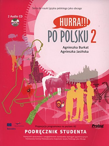 Hurra!!! Po Polsku: Student Textbook v. 2 (English and Polish Edition) by A. Burkat (2010-01-01) (Hurra Po Polsku 1)