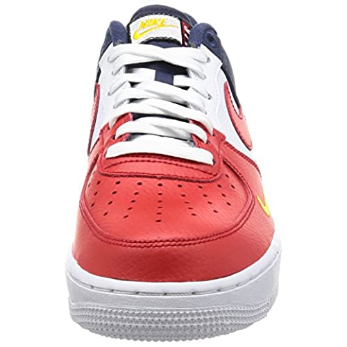 timeless design f0685 31049 hot sale Nike Air Force 1 07 LV8 Men s Shoes University Red Universite  Rogue 823511