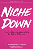 img - for Niche Down: How To Become Legendary By Being Different book / textbook / text book