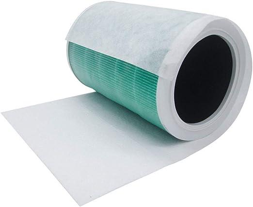 QLING Filtro 10 Piezas Piezas Antipolvo purificador Aire Multiusos Ventilador Duradero ecológico PM2.5 hollín electrostático algodón Accesorios fácil instalación Aire Acondicionado hogar Universal: Amazon.es: Hogar