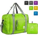 17781a3a7c40 Wandf Foldable Travel Duffel Bag Luggage Sports Gym