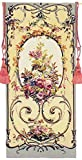 Corona Decor Flowered Garlands European Tapestry Wall Hanging