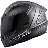 Scorpion EXO-R2000 Launch Phantom Full Face Helmet - Medium