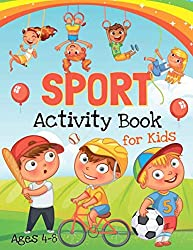 Image of the product Sport Activity Book for that is listed on the catalogue brand of .