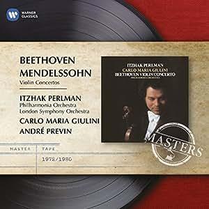 Emi Masters - Beethoven & Mendelssohn: Violin Concertos