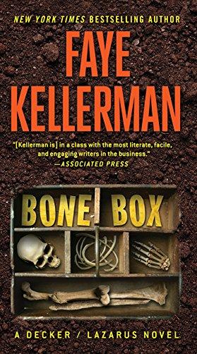 (Bone Box: A Decker/Lazarus)