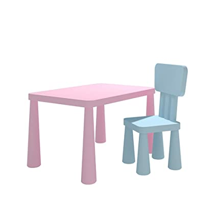 XF Hong Tai Yang Childrens Chair-Thickening Kindergarten Childrens Table and Chairs Baby Table and
