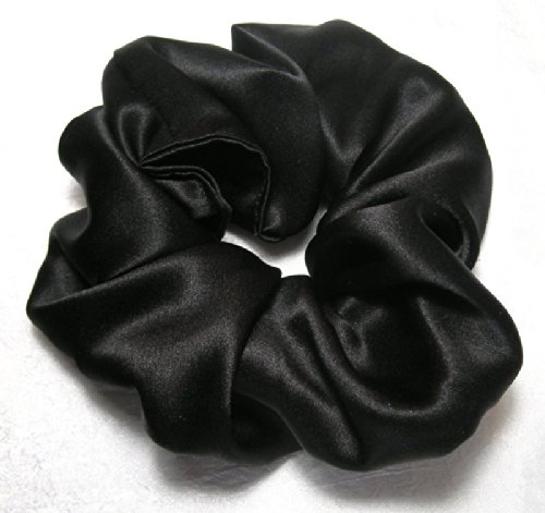 Amazon Com Maxfeel 100 Pure Muberry Silk Hair Scrunchie