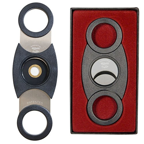 Perfect Black Cigar Cutter ()
