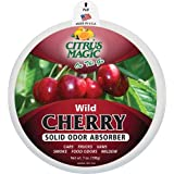 Citrus Magic On The Go Solid Odor Absorber Wild Cherry, Pack of 3, 7-Ounces Each