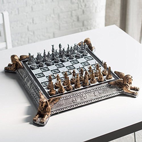 Egyptian Chess Set