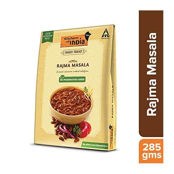 Kitchens of India, Daily Treat, Rajma Masala, 285g