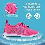 EQUICK Kids Water Shoes Boys & Girls Kids Aqua