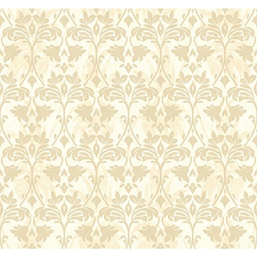 york-wallcoverings-gg4735smp-gentle-manor-drybrush-damask-memo-sample-8-inch-x-10-inch-soft-champagn