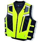 Olympia Adult Blaze Mil Spec Motorcycle Vest Neon Yellow ...