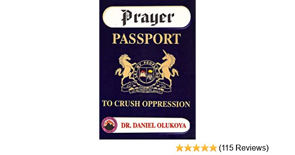 Prayer passport to crush oppression kindle edition by dr d k prayer passport to crush oppression kindle edition by dr d k olukoya religion spirituality kindle ebooks amazon fandeluxe Choice Image