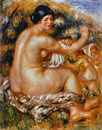 Pierre Auguste Renoir - Nude Woman - Medium - Archival Matte Print