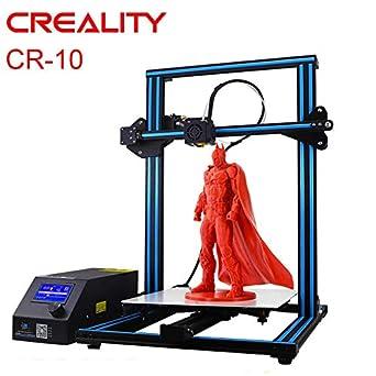 Amazon.com: Creality Open Source CR-10 Kit de bricolaje ...