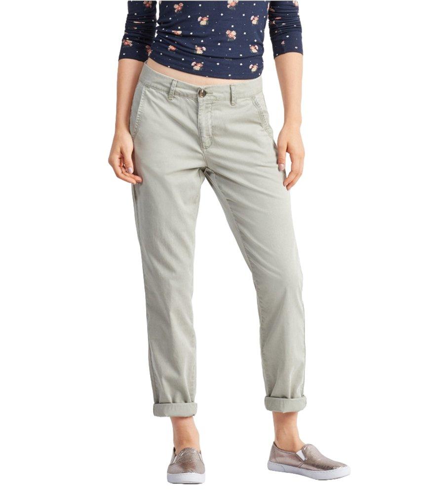 Aeropostale Womens Chino Casual Trousers 335 8x32