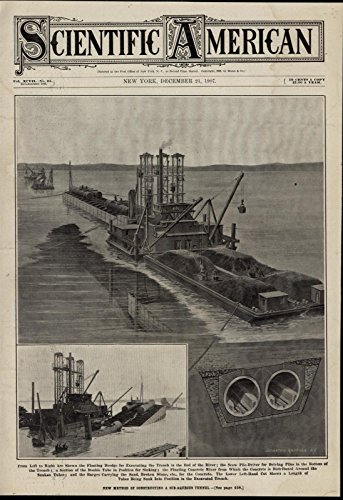 underwater-tunnel-construction-floating-materials-nice-1907-scarce-vintage-print