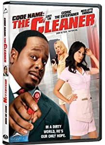 Code Name: The Cleaner (2007) DVD