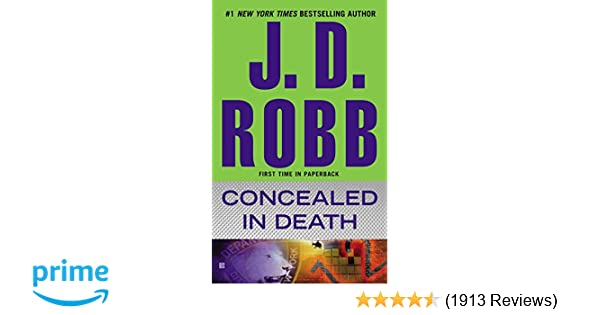 Jd Robb Concealed In Death Epub