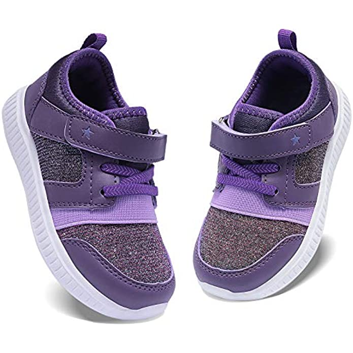 allchar Toddler Kid Shoes Girls Boys Fashion Sneakers Athletic Tennis Shoes for Outdoor Running Walking Shoes