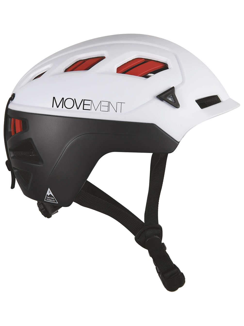 Herren Helm Movement 3Tech Alpi Helm