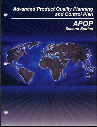 aiag apqp manual 4th edition
