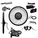 DiLiBee-Ebike-elettrica-Kit-Motore-E-Bike-per-Ruote-Anteriore-da-26Kit-Bici-elettrica-per-conversione-da-Bici-da-1000-W-48V-Kit-di-conversione-Hub-Motor-Ebike-Kit-Conversione-Bici-Elettrica