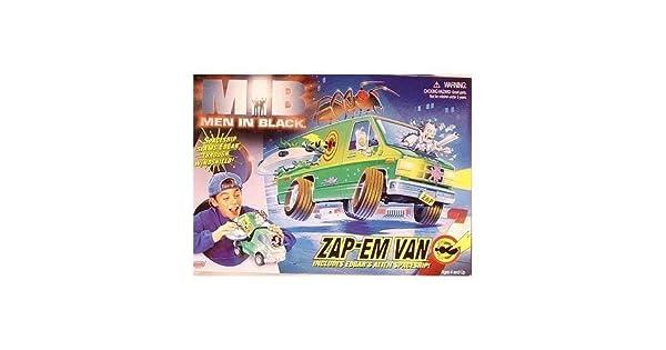 """Amazon.com: """"Los hombres en negro"""" La película Zap ..."""