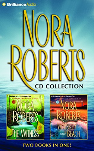 Nora Roberts – The Witness & Whiskey Beach 2-in-1 Collection by Brilliance Audio