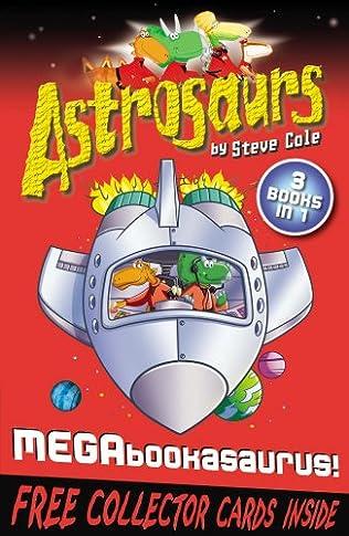 book cover of Megabookasaurus!