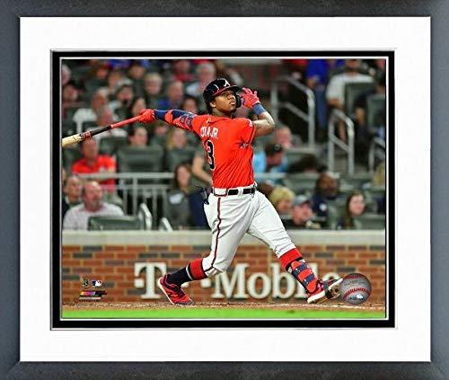 Ronald Acuna Atlanta Braves MLB 2019 Action Photo (Size: 12.5