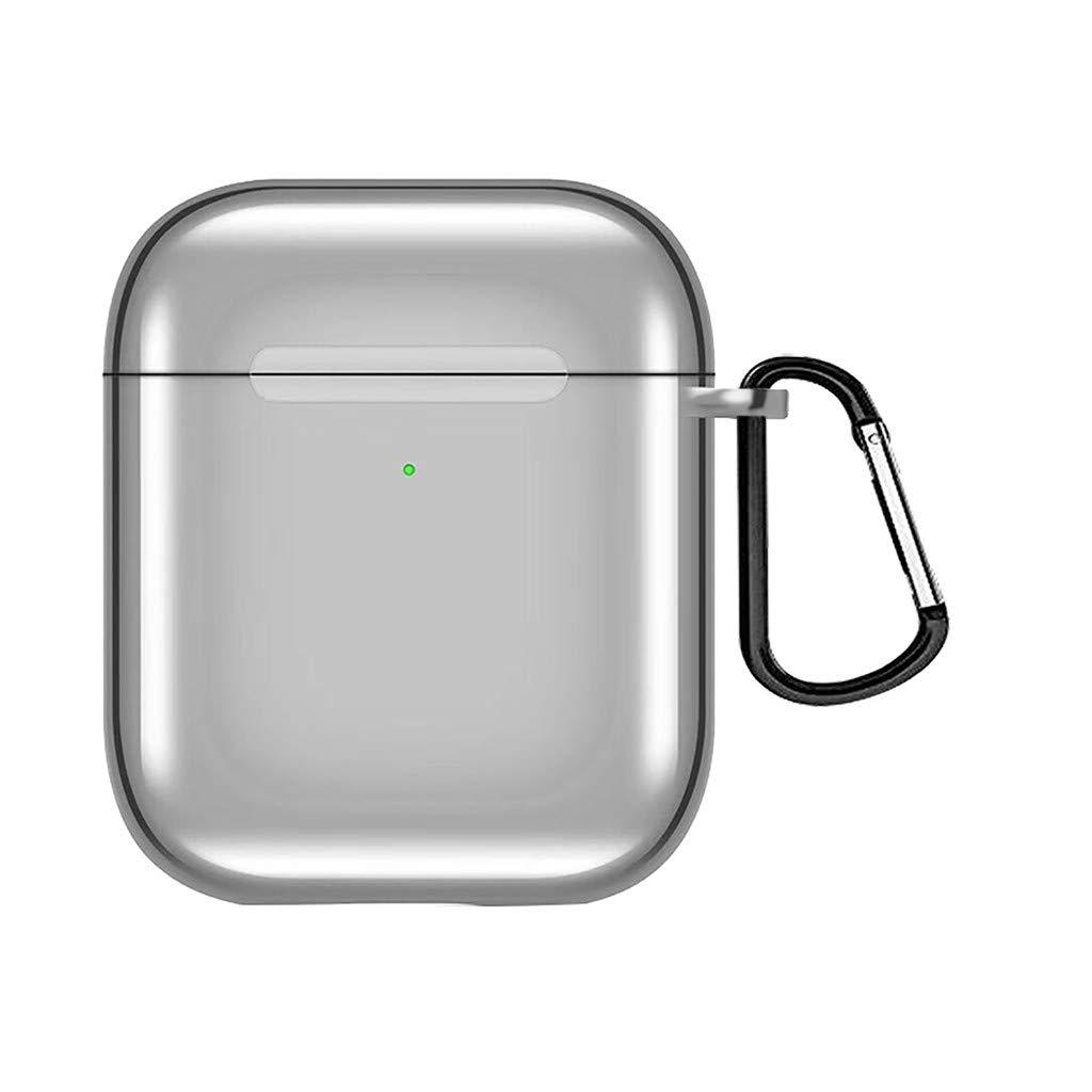 Webla - Correa de reloj para Apple Airpods 1/2 de TPU, funda ...