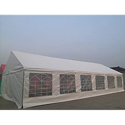 Shade Tree 20' x 40' Heavy Duty Event, Party, Wedding Tent, Canopy, with Sidewalls : Garden & Outdoor