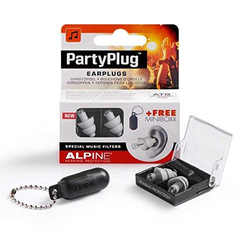 Tappi Per Nero Partyplug Musica Argento Orecchie Alpine 2015 wAExPWaq