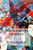 img - for The elements of style book / textbook / text book