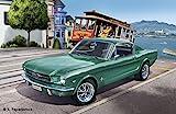 Revell Germany 1965 Ford Mustang 2+2 Fastback Plastic Model Kit (1/25 Scale)