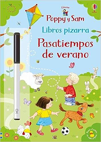 Amazon.com: POPPY Y SAM LIBRO PIZARRA (9781474971102): AA.VV ...