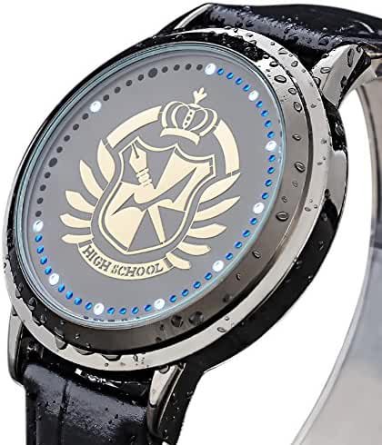 Wildforlife Danganronpa Hope's Peak Academy Touch LED Watch