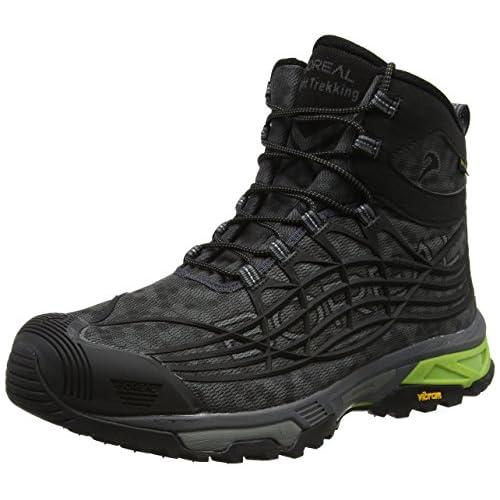 chollos oferta descuentos barato Boreal Hurricane Zapatos Deportivos Hombre Antracita 10
