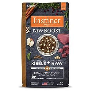 7. Instinct Raw Boost Grain Free Natural Cat Food